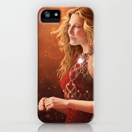 Soul on Fire iPhone Case