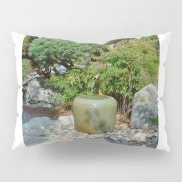 Japanese garden 7 Pillow Sham