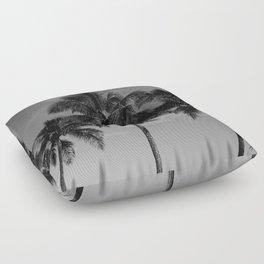 Hawaiian Palms Floor Pillow