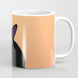Cafe Kitty Coffee Mug