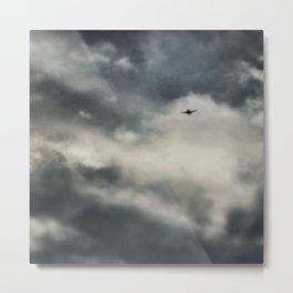 Vol de nuit - ©Gerald Robin Metal Print