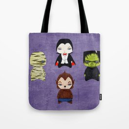 A Boy - Universal Monsters Tote Bag