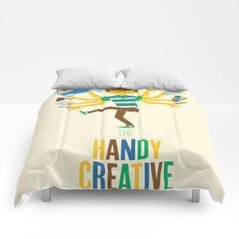 The Handy Creative Comforters