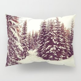 Christmas Trees Pillow Sham