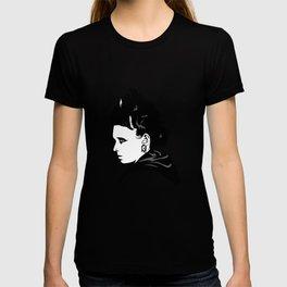 Portrait of Lisbeth Salander T-shirt