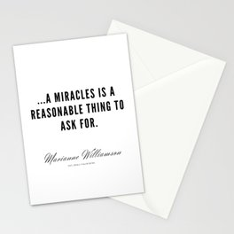 41  |  Marianne Williamson Quotes | 190812 Stationery Cards