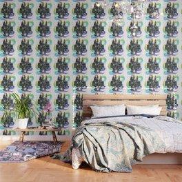 Super Magic Rainbow Dream Castle Wallpaper