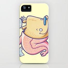 Salmon's Way iPhone Case