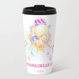 BANANA CREAM DIE Travel Mug