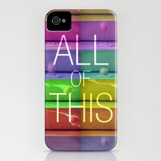 The Naked and Famous ; All of This Slim Case iPhone (4, 4s)