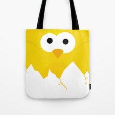 Minimal Chick Tote Bag