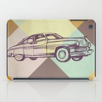 car iPad Cases featuring Car by Mr and Mrs Quirynen