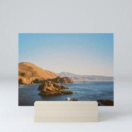 Baja Ocean Sunset - Ensenada, Mexico  Mini Art Print