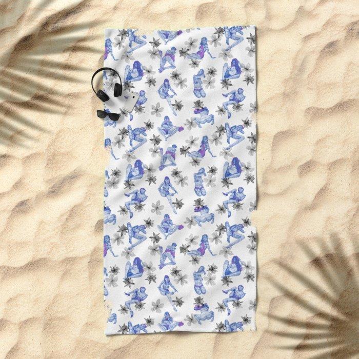 Satisfaction Beach Towel