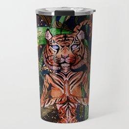Mystic Tigress Travel Mug