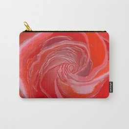 Just a Rose Carry-All Pouch