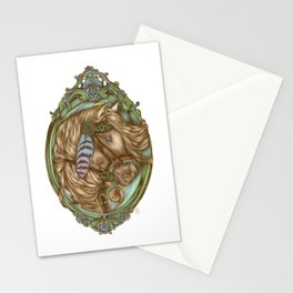 Tribal Horse Stationery Cards