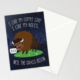 Neil deGrasse Tyson Stationery Cards