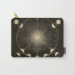 Vintage Astronomy Map Carry-All Pouch