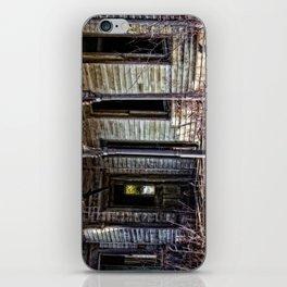 Weathered And Worn iPhone Skin