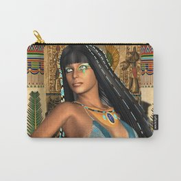 Wonderful egyptian women Carry-All Pouch