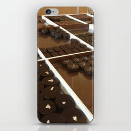 All about chocolate iPhone Skin