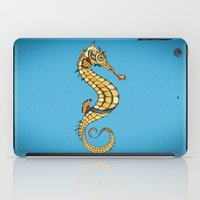 seahorse iPad Cases featuring Seahorse by Andreas Preis