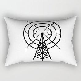 NightVale Community Radio Rectangular Pillow