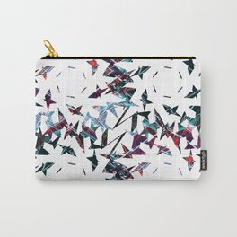 Abstraction 3 Carry-All Pouch