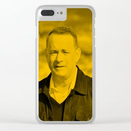 Tom Hanks Clear iPhone Case