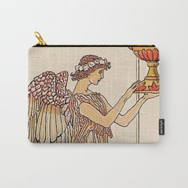 Ace of Cups By Walter Crane Carry-All Pouch