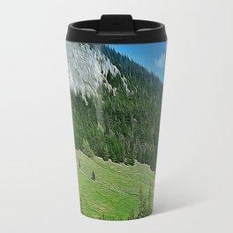 lone house Travel Mug