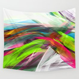 Summer Wave Wall Tapestry