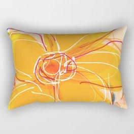 glowing places. Rectangular Pillow
