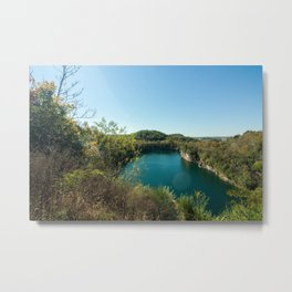 Fort Dickerson Quarry Metal Print