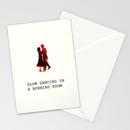 We're doomed, my dear. Stationery Cards