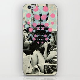 Mother with Child iPhone Skin