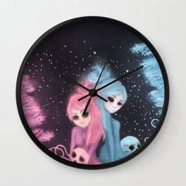 Intercosmic Christmas Wall Clock