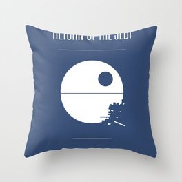 Return of the Jedi Throw Pillow