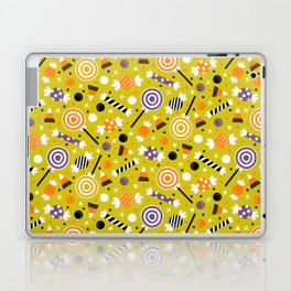 Halloween Candy Laptop & iPad Skin