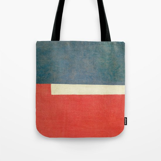 Frontiers Tote Bag