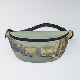Venice, Grand Canal 1 Fanny Pack