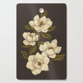 Magnolias Cutting Board