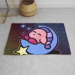 Kirby Sleep Rug