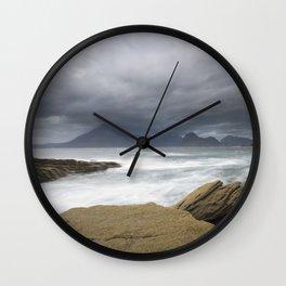 Elgol Isle of Skye Wall Clock