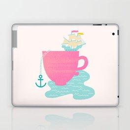 Cup of Sea Laptop & iPad Skin