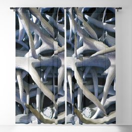 Antlers Blackout Curtain