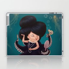 Octo Girl Laptop & iPad Skin