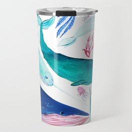 Under the Sea Travel Mug