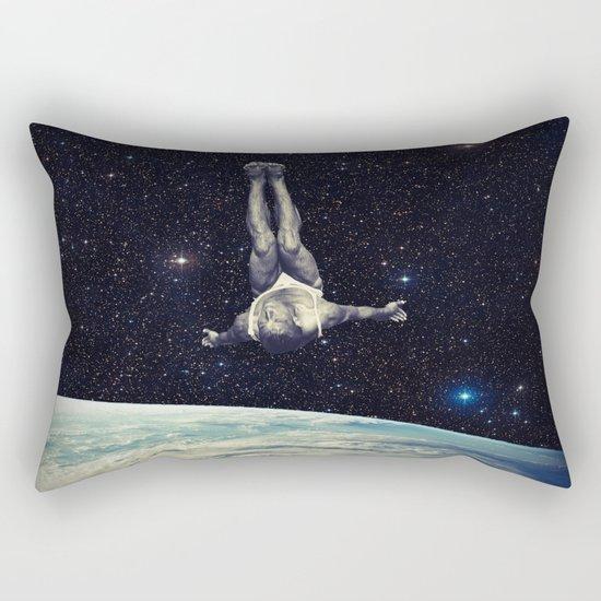 Jumping Rectangular Pillow